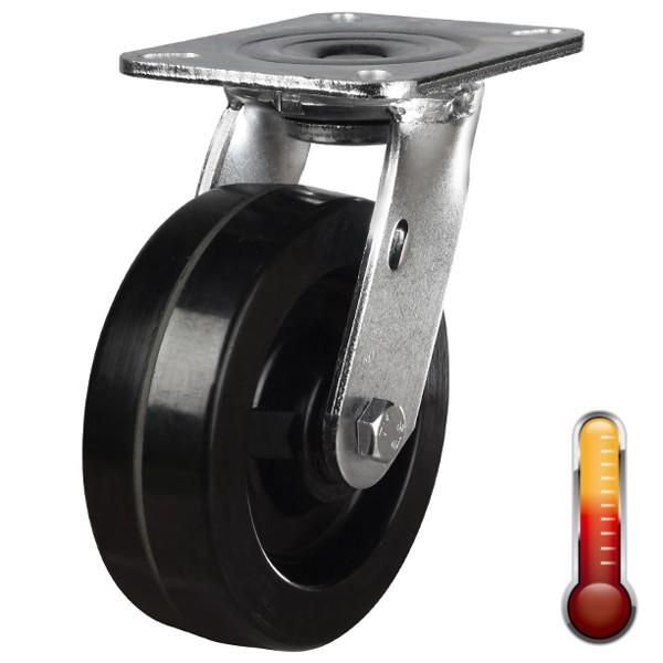 Heavy Duty High Temperature Resistant Swivel Castors