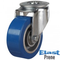 Heavy Duty Polyurethane On Aluminium Centre Bolt Hole Castor
