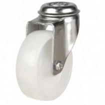 Light Duty Polypropylene Bolt Hole Castor