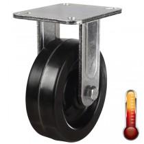 Heavy Duty High Temperature Resistant Fixed Castors