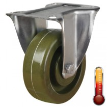 High Temperature Resistant Fixed Castor