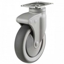 Light Duty Non-Marking Swivel Castor