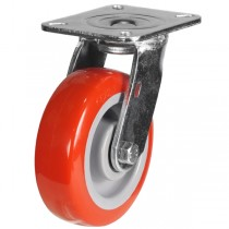 Heavy Duty Polyurethane Swivel Castor