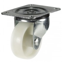Light Duty Nylon Swivel Castor