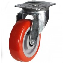 Medium Duty Polyurethane On Nylon Swivel Castor